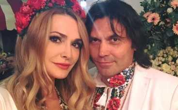 Ольга Сумская и Виталий Борисюк выдали замуж чужую дочь (ФОТО)