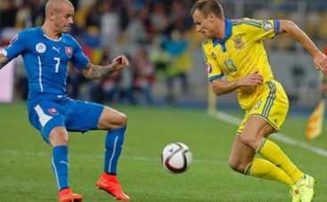 Украина – Словакия 8.09.2015: где смотреть матч?