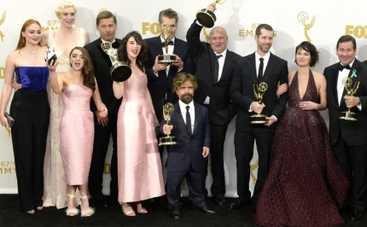 Эмми 2015: сериал Игра престолов стал триумфатором вечера