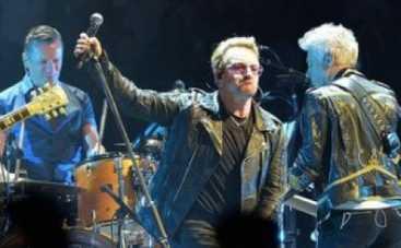 Поклонники группы U2 пролетели в Стокгольме
