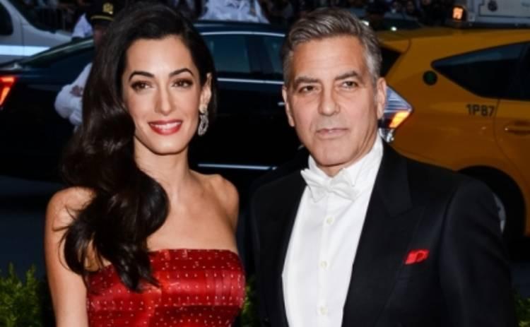 Джордж Клуни и Амаль Алламудин скромно отпраздновали годовщину свадьбы