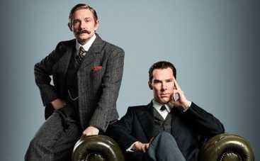 Бенедикт Камбербэтч и Мартин Фриман в трейлере рождественской серии Шерлока (ВИДЕО)
