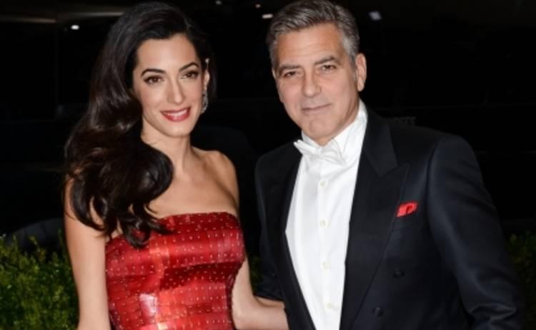 Джордж Клуни и Амаль Аламуддин покупают виллу на берегу моря