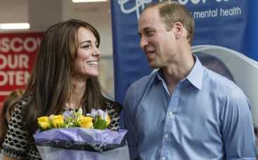 Кейт Миддлтон и принц Уильям посетили колледж