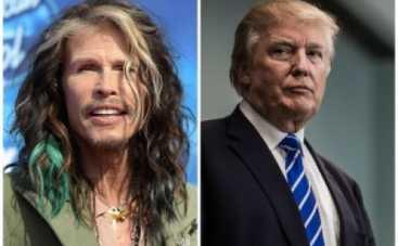 Группа Aerosmith зажала песню для Дональда Трампа (ВИДЕО)
