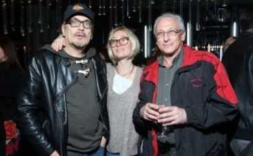 В Киеве состоялся допремьерный показ фильма Багровый пик