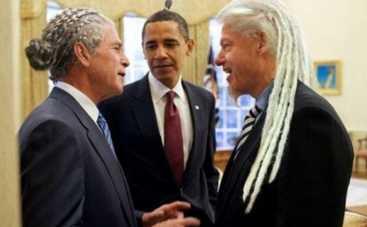 Обама и Путин сменили имидж: лучшие фотожабы на политиков (ФОТО)