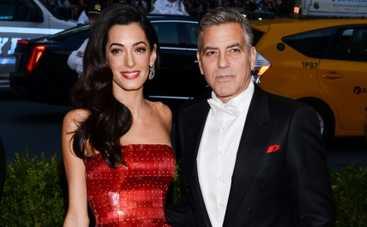 Джордж Клуни подарил жене ресторан