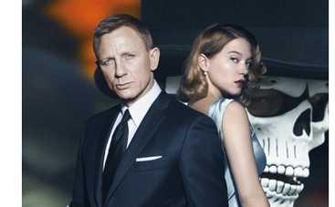 Фильм 007: Спектр бьёт рекорды кассовых сборов в Британии