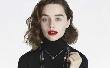 Эмилия Кларк из сериала Игра престолов стала лицом Dior