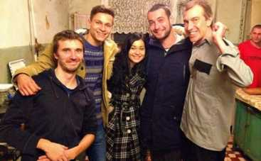 Сергей Соседов снялся с группой Ray Band