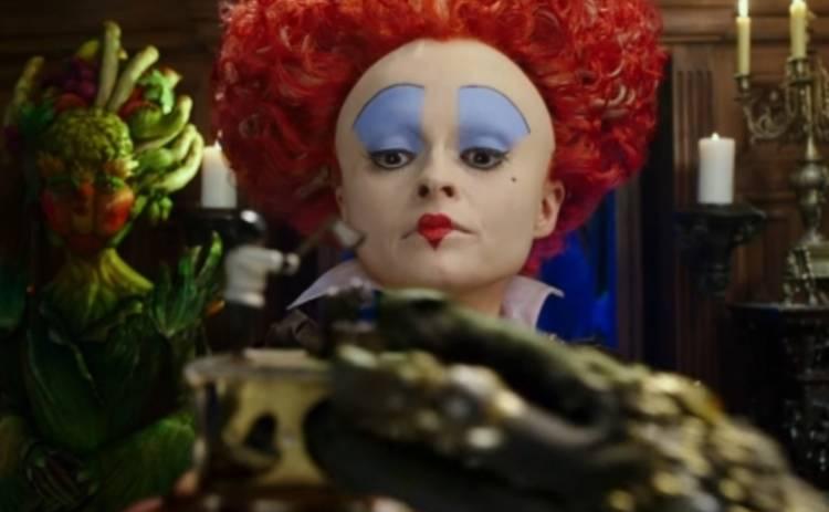 Алиса в Зазеркалье: вышел новый трейлер фильма (ВИДЕО)