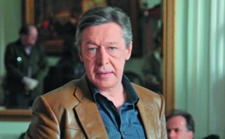 Вечерний Киев: Михаил Ефремов стал гостем шоу