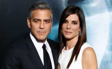 Сандра Баллок предъявила претензии Джорджу Клуни