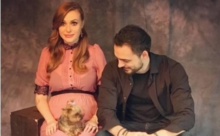 Слава из НеАнгелов снялась с мужем в полуобнаженной фотосесии