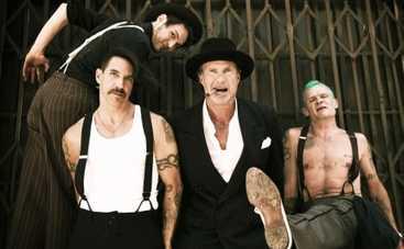 Red Hot Chili Peppers едут в Киев