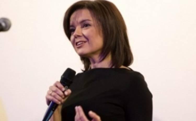 Маричка Падалко выступила вместе с британским послом
