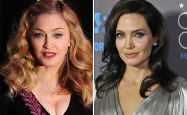 Мадонна, Джоли, Сайрус, Кардашьян и другие выступили против насилия (ФОТО)