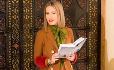 Ксения Собчак на глазах у мужа разделась перед Шнуровым (ФОТО)