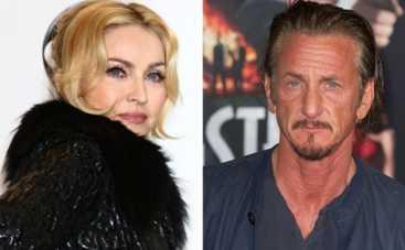 Мадонна поможет Шону Пенну сорвать 10 миллионов