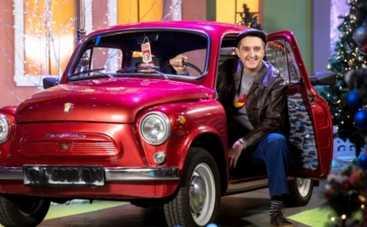 Дядя Жора вспомнил Новый год, который встречал в такси