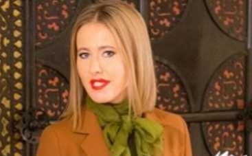 Новый год 2016: Ксения Собчак выбрала наряд (ФОТО)