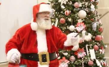 Jingle Bells на украинском исполнили сотрудники американского посольства (ВИДЕО)