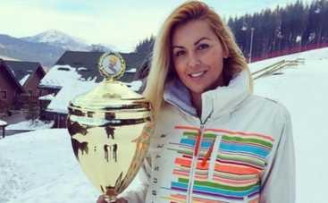 Яна Клочкова встретила Новый год в Париже, а после отправилась на лыжи