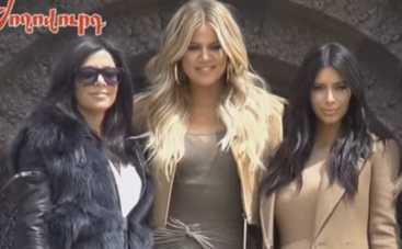 Ким Кардашьян поздравила армян с Рождеством (ФОТО)