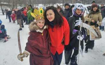 Рождество 2016: как украинские знаменитости отметили праздник (ФОТО)