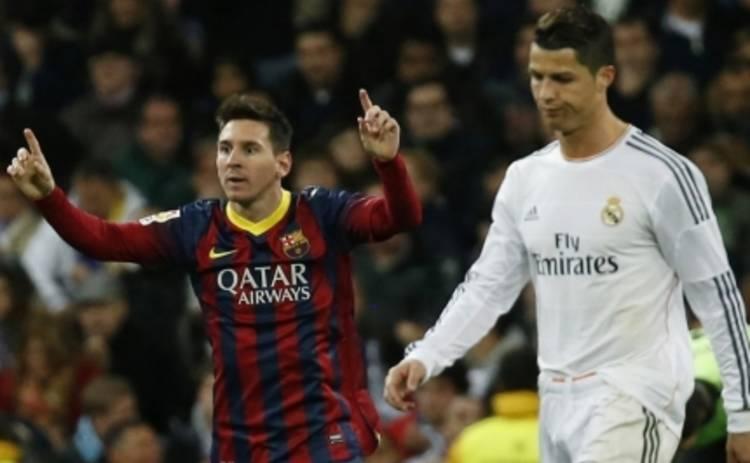 Золотой мяч 2015: Месси оставил Роналду не у дел (ВИДЕО)