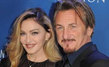 Мадонна полюбила Шона Пенна на Гаити (ФОТО)
