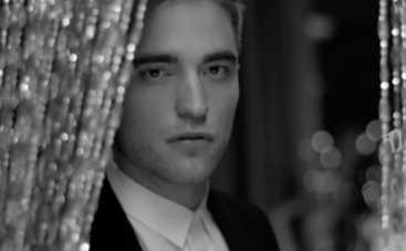 Роберт Паттинсон снялся в очередной рекламе Dior (ВИДЕО)