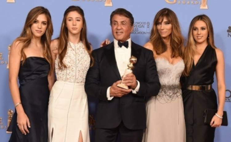 Золотой глобус 2016: Сильвестр Сталлоне получил на орехи от Сэмюэла Л. Джексона