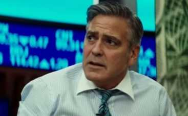 Джордж Клуни и Джулия Робертс борются с Финансовым монстром (ВИДЕО)