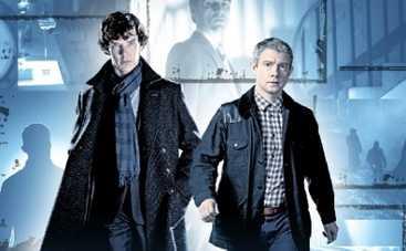 Сериал Шерлок поселился на канале 1+1 (ВИДЕО)