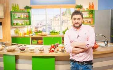 Кулинарная академия Алексея Суханова: премьера нового шоу на канале Украина