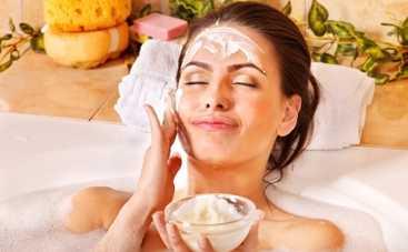 Уход за кожей лица: Маски для сухой кожи