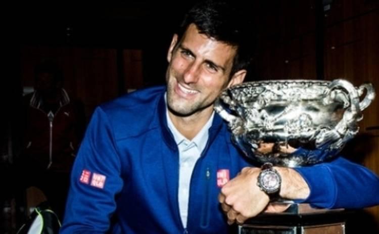 Новак Джокович в шестой раз выиграл Australian Open