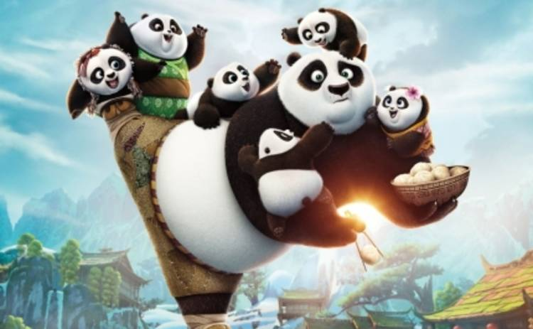 Панда Кунг-Фу 3 зовет на необычную роботу (ВИДЕО)