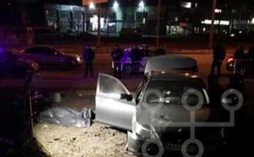 Дорога ярости. Киевские полицейские застрелили беглеца на BMW