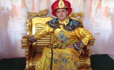 Владимир Гришко загулял на китайский Новый год (ФОТО)