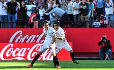 Евгений Коноплянка забил очередной гол в Испании