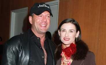 Брюс Уиллис надумал сойтись с Деми Мур спустя 16 лет
