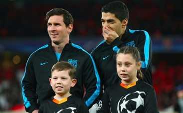 Лига Чемпионов. Арсенал - Барселона. Чуда не произошло