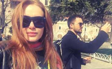 Слава из НеАнгелов увезла мужа в Турцию (ФОТО)