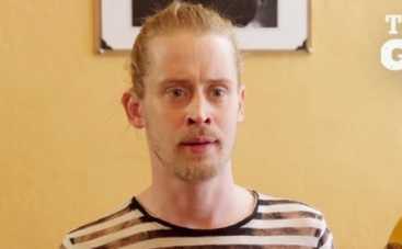 Маколей Калкин снялся в психоделической пародии на Аладдина (ВИДЕО)