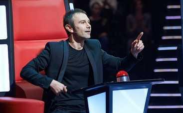 Голос країни 6: Святослав Вакарчук признался в симпатии финалистке Евровидения 2016