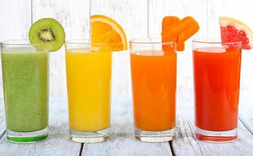 Какой сок вреден для здоровья (ВИДЕО)