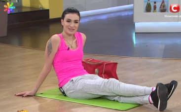 Анастасия Приходько рассказала, как правильно худеть